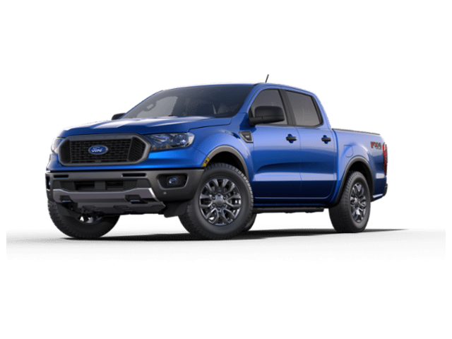 2019 Ford Ranger XLT Crew Cab Pickup For Sale in Clinton Township